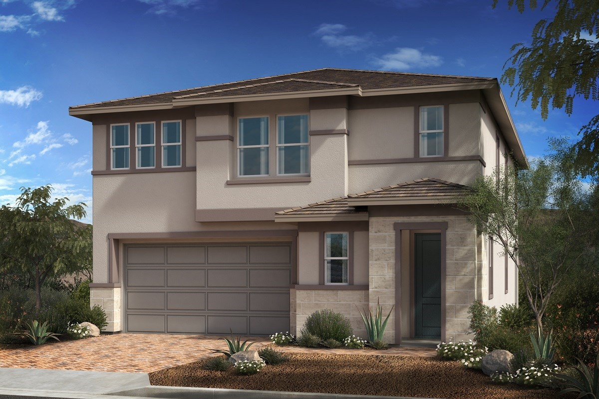 New Homes in Las Vegas, NV - Caledonia at Summerlin - Collection I Plan 2620