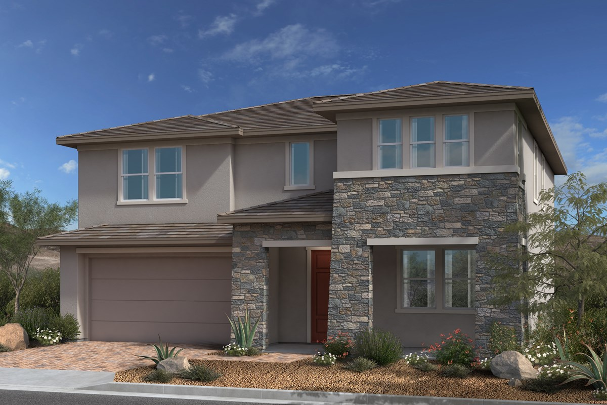 New Homes in Las Vegas, NV - Caledonia at Summerlin Plan 2768