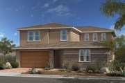 New Homes in Las Vegas, NV - Plan 3095 Modeled