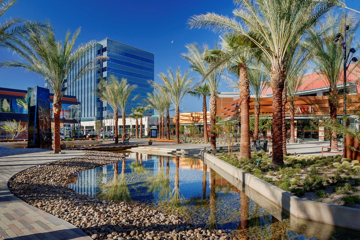 New Homes in Las Vegas, NV - Caledonia at Summerlin - Collection I Downtown Summerlin