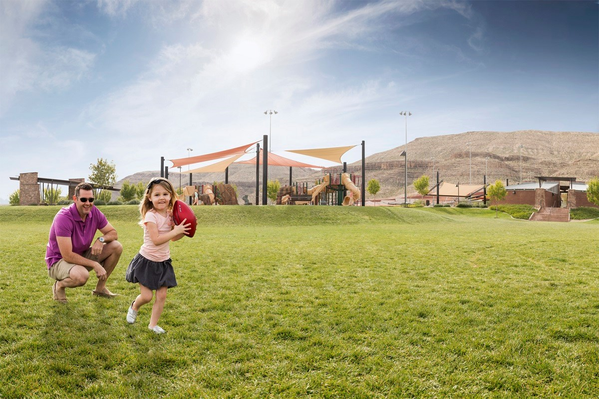 New Homes in Las Vegas, NV - Caledonia at Summerlin Summerlin Park