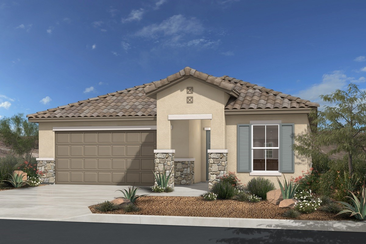 New homes for sale in las vegas nv chandler park by kb home for New american home las vegas