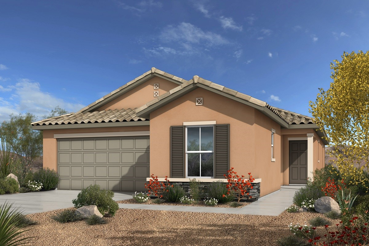 New Homes in Las Vegas, NV - Chandler Park Plan 1849
