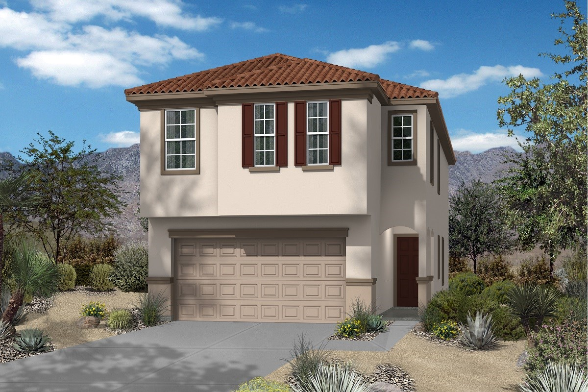 New Homes in Las Vegas, NV - Chandler Park Plan 2469