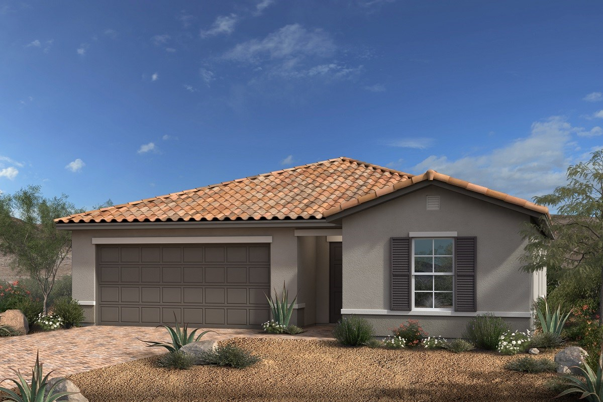 New Homes in North Las Vegas, NV - Desert Mesa Plan 1389