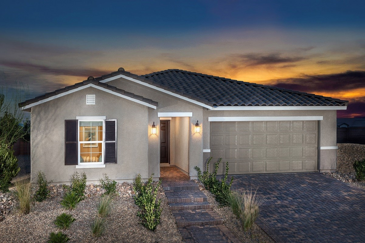 Desert Mesa – A New Home Community by KB Home