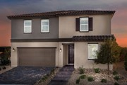 New Homes in North Las Vegas, NV - Plan 2339 Modeled