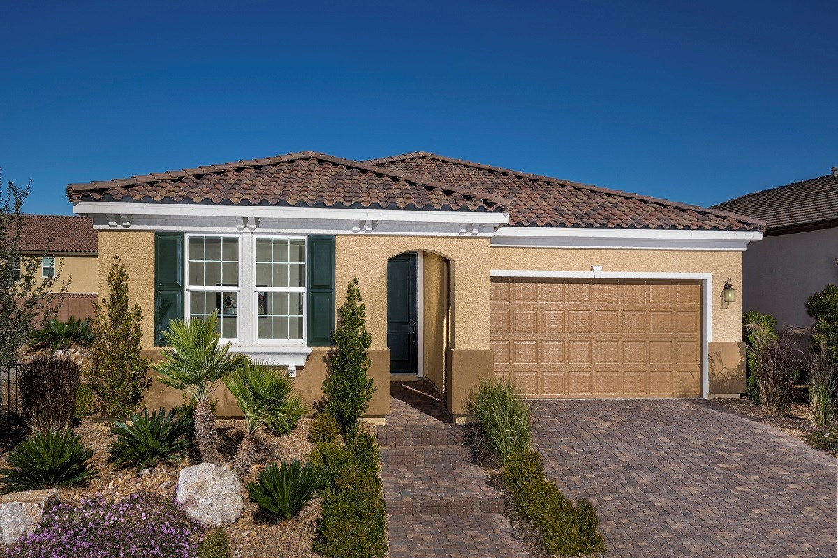 New Homes in Henderson, NV - Enclaves at Inspirada Plan 2242