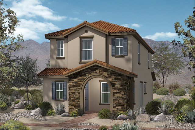 New Homes in North Las Vegas, NV - Plan 1674 Elevation B