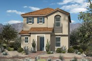 New Homes in North Las Vegas, NV - Plan 1812 Modeled