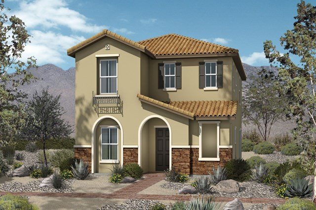 New Homes in North Las Vegas, NV - Plan 2041 Elevation B