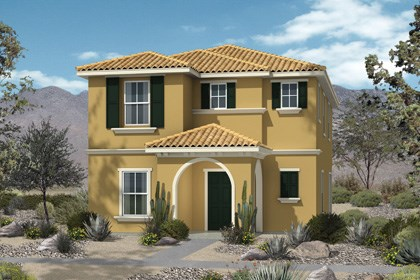New Homes in Henderson, NV - Elevation E