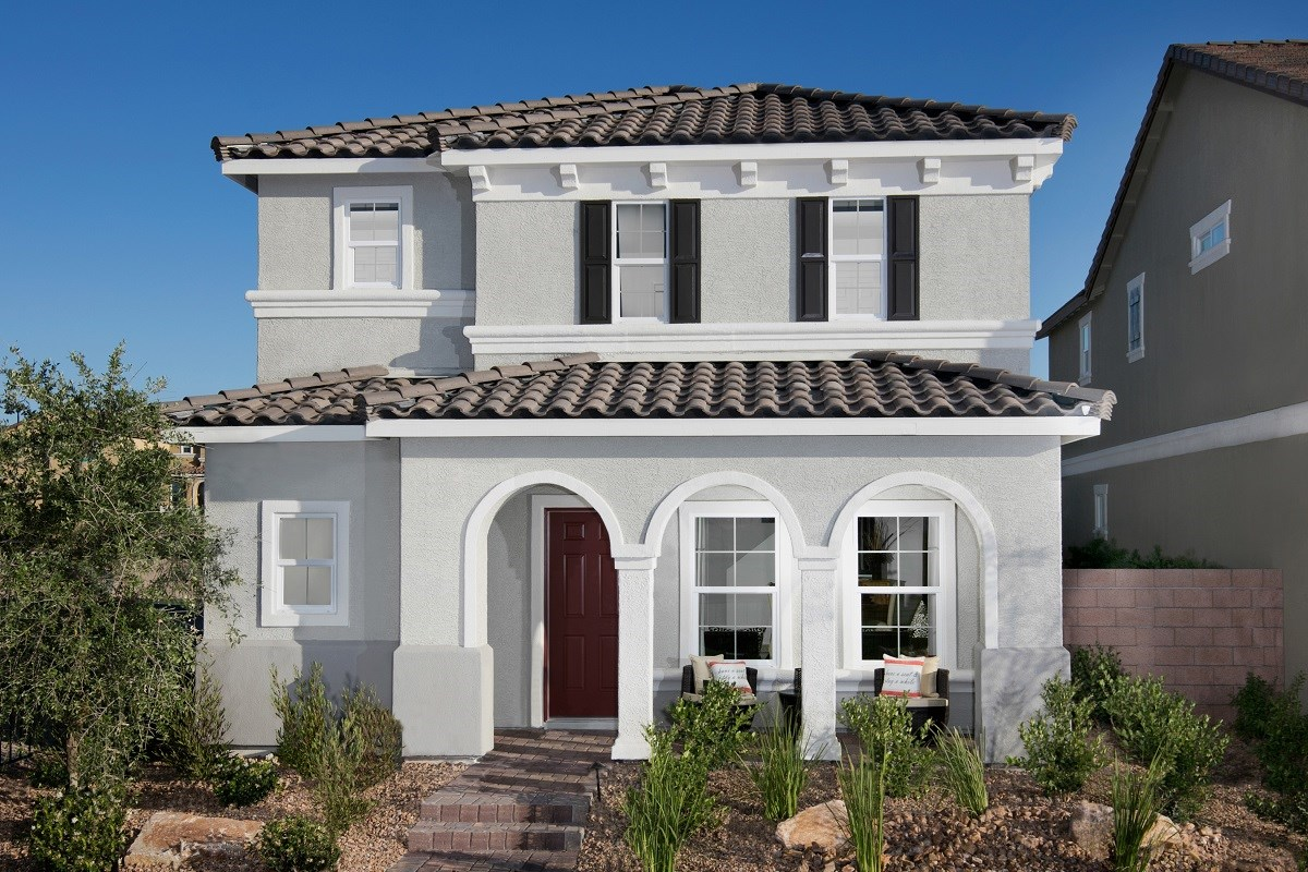 New Homes in Henderson, NV - Greencourts at Inspirada Plan 1812