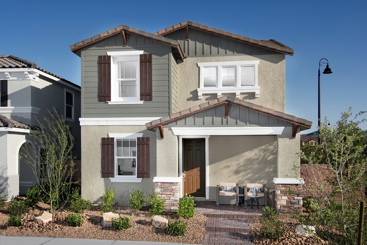 New Homes in Henderson, NV - Greencourts at Inspirada Plan 2041