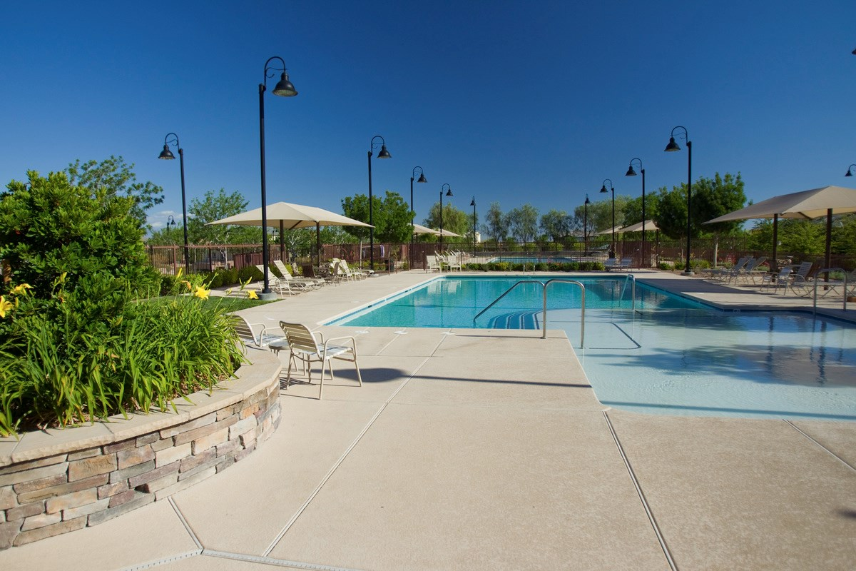 New Homes in Henderson, NV - Greencourts at Inspirada Inspirada Pool