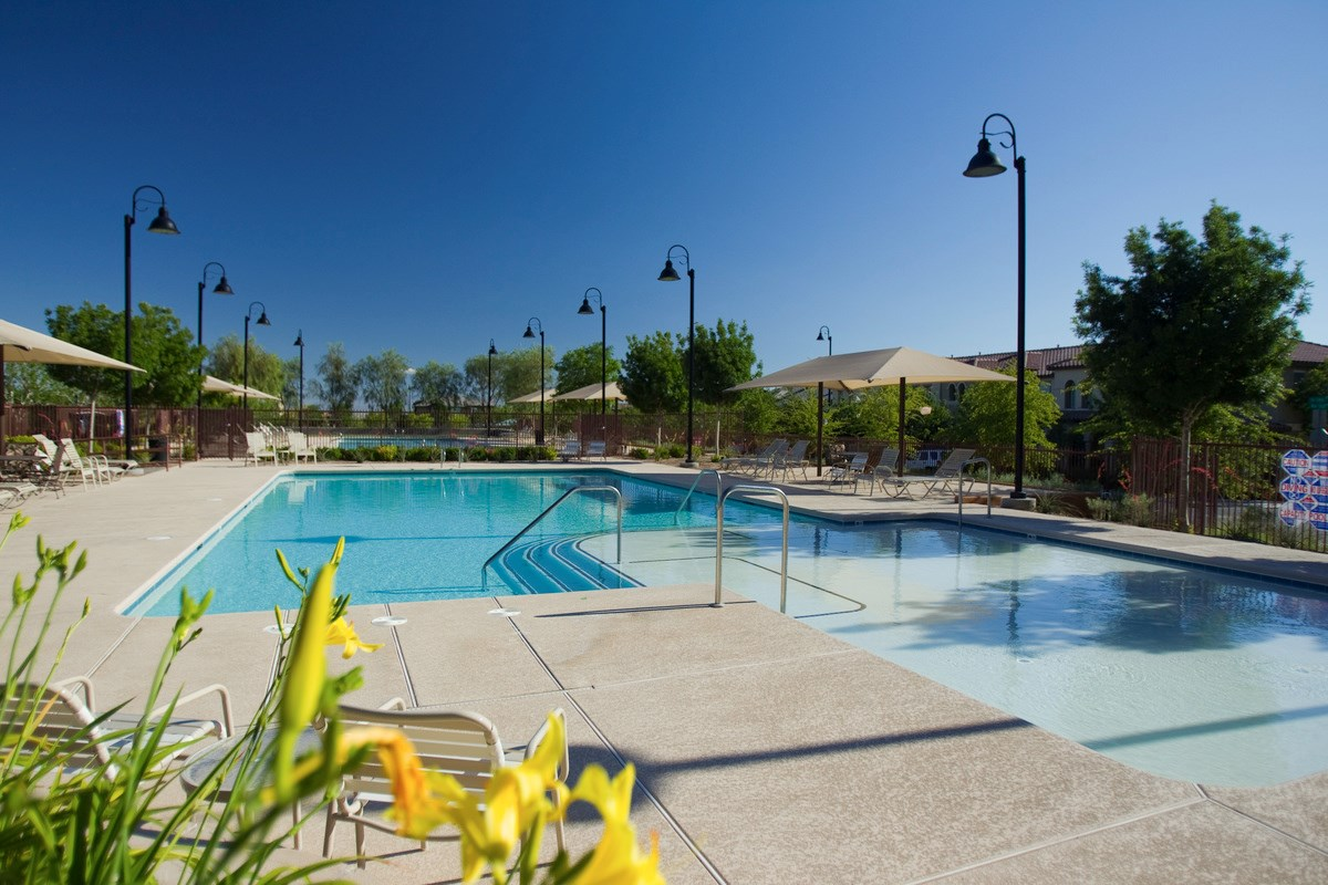 New Homes in Henderson, NV - Terraces at Inspirada Inspirada Pool