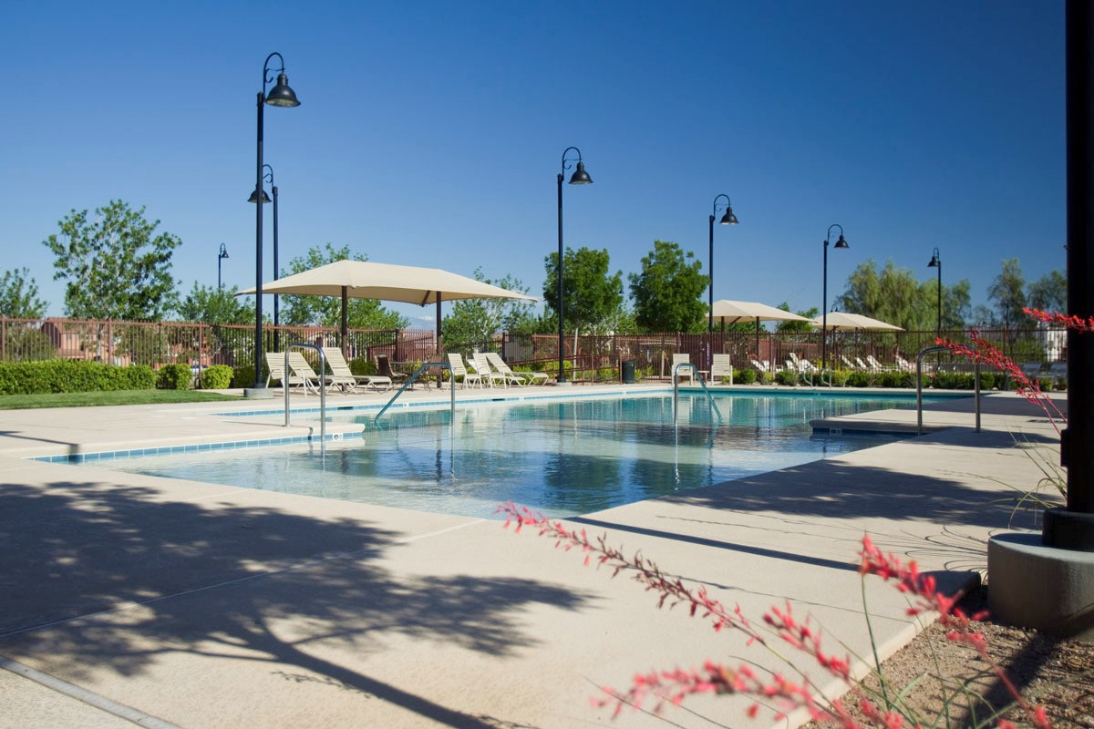 New Homes in Henderson, NV - Reserves at Inspirada Inspirada Pool