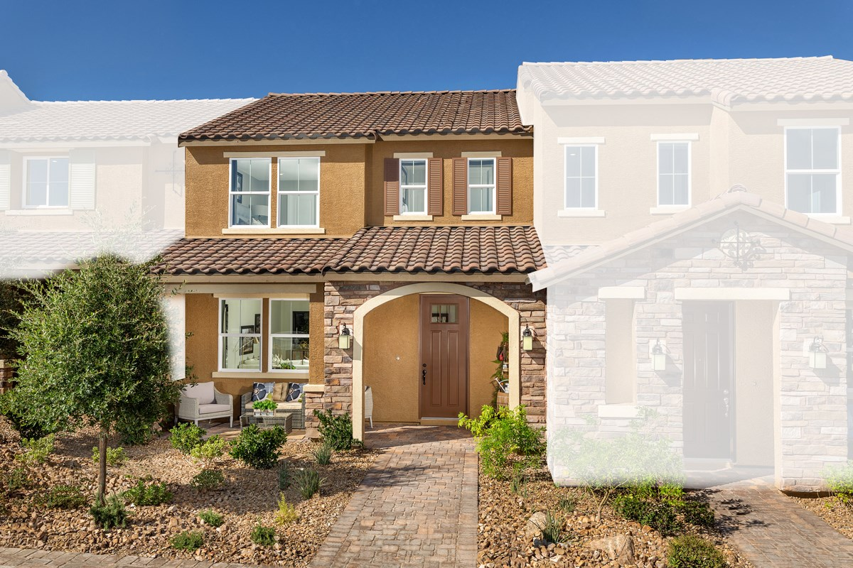 New Homes in Henderson, NV - Groves at Inspirada Plan 1598