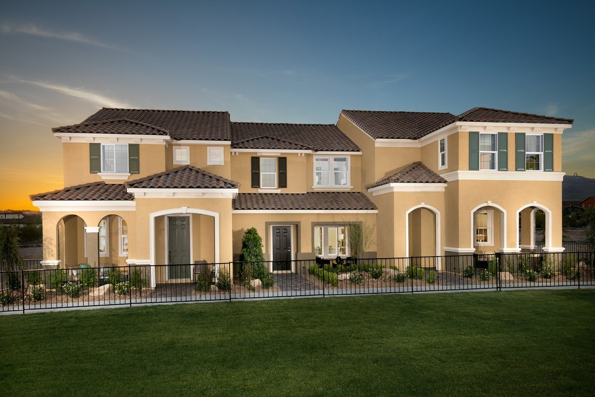 New Homes in North Las Vegas, NV - Groves at Saddlebrook Groves at Saddlebrook