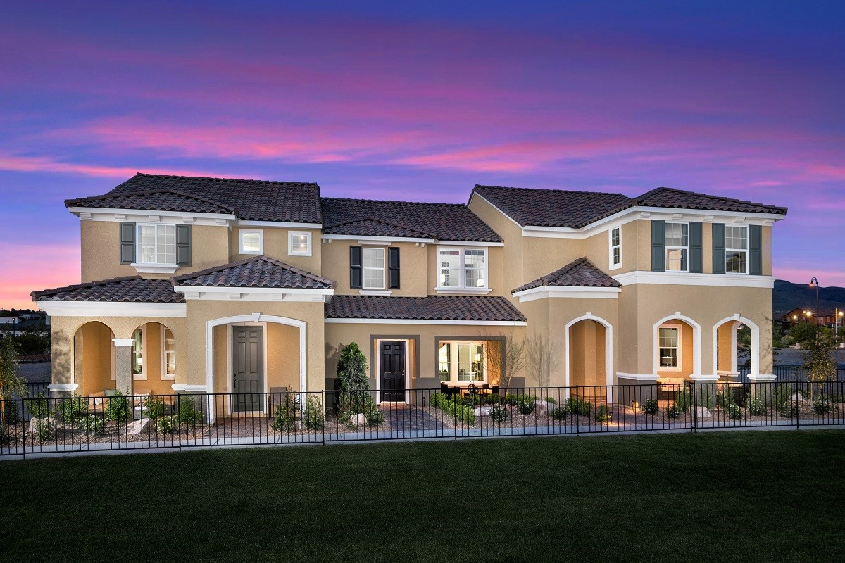 New homes for sale in henderson nv groves at inspirada for Henderson house