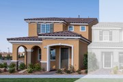 New Homes in Henderson, NV - Plan 1736 Modeled