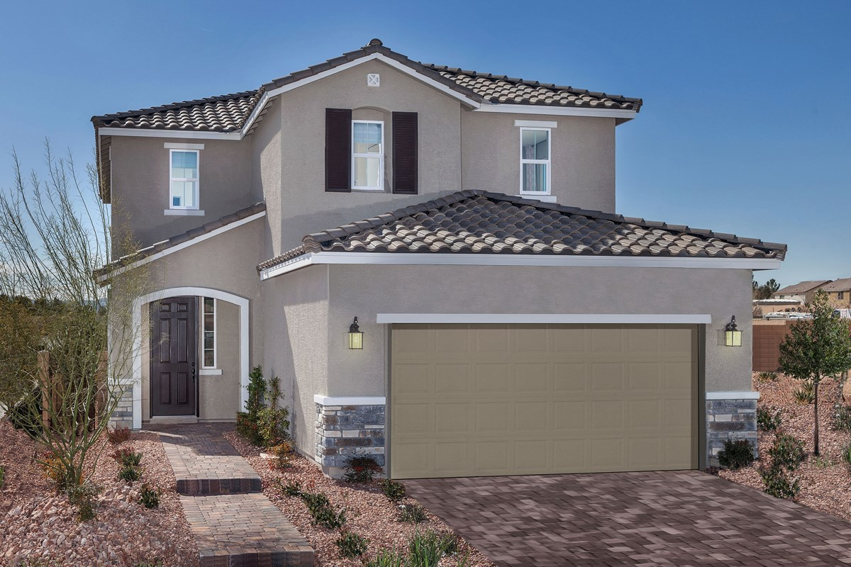 New Homes in Las Vegas, NV - Idylwood Plan 2335 Modeled