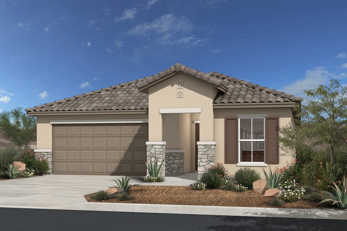 New Homes in Las Vegas, NV - Jade Meadows Plan 1589