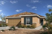 New Homes in Las Vegas, NV - Plan 1849 Modeled