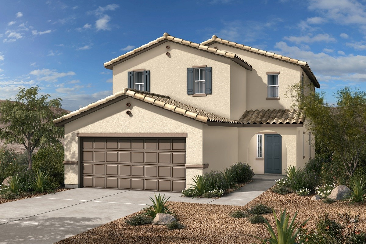New Homes in Las Vegas, NV - Jade Meadows Plan 2335