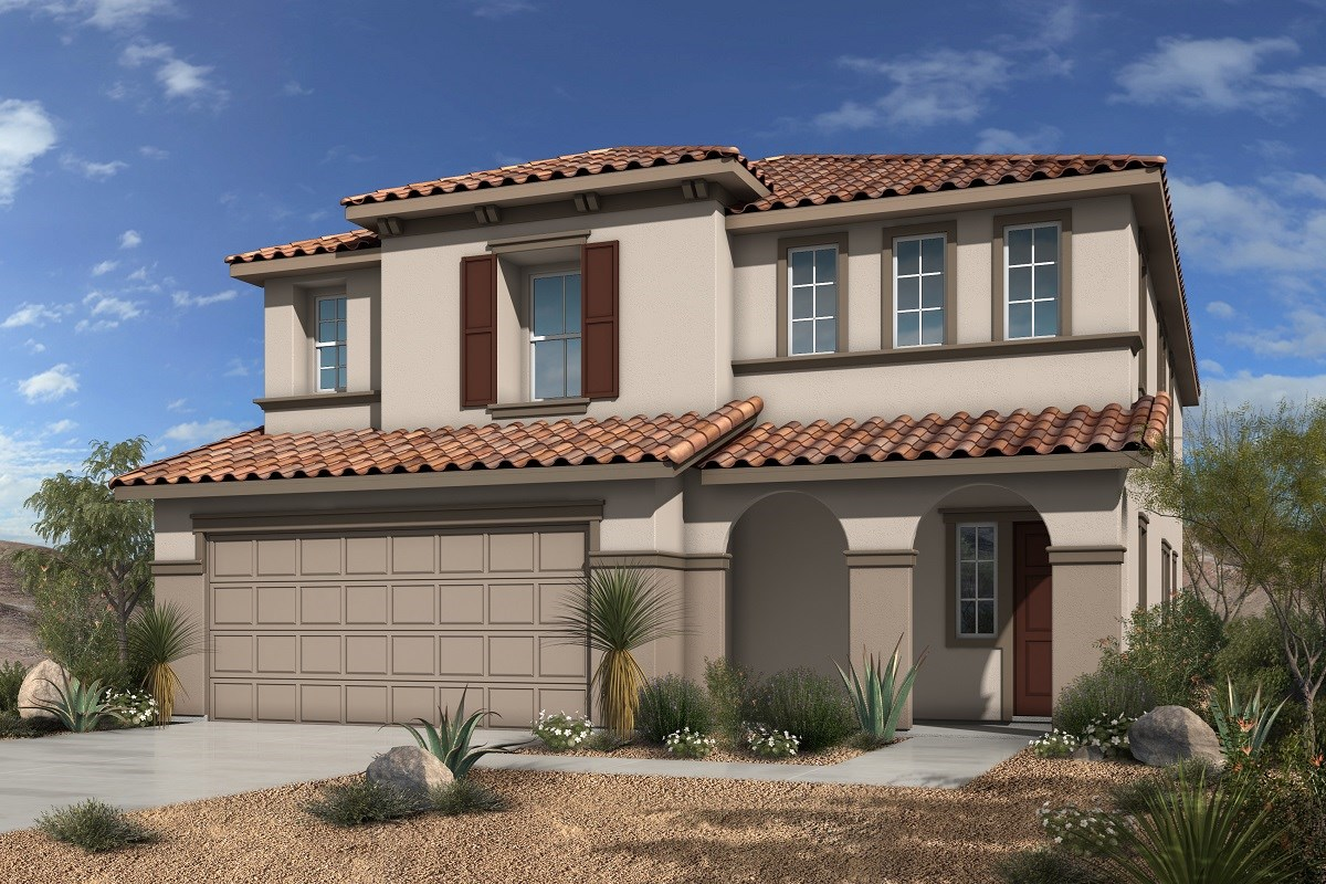 New Homes in Las Vegas, NV - Jade Meadows Plan 3059