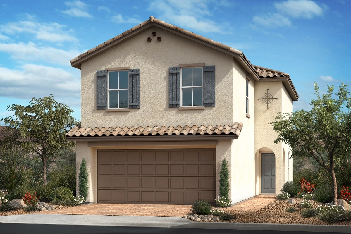 New Homes in Henderson, NV - Landings at Inspirada Plan 1657