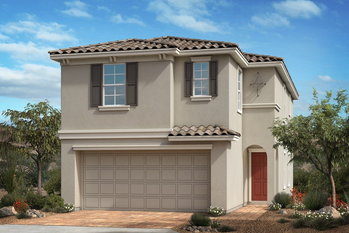 New Homes in Henderson, NV - Landings at Inspirada Plan 1855