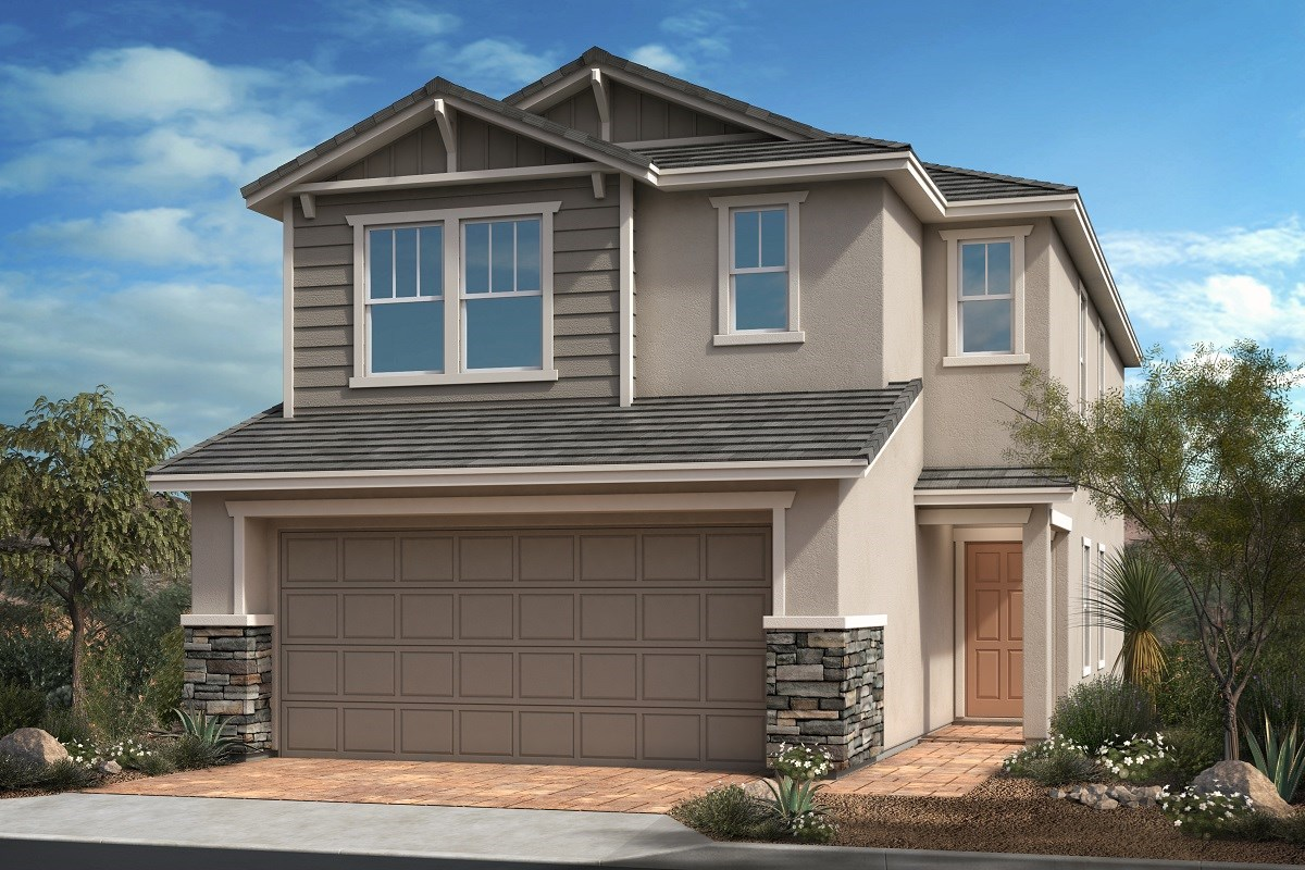 New Homes in Henderson, NV - Landings at Inspirada Plan 2080