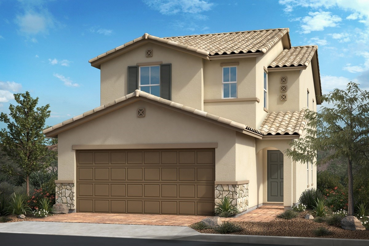 New Homes in Henderson, NV - Landings at Inspirada Plan 2115
