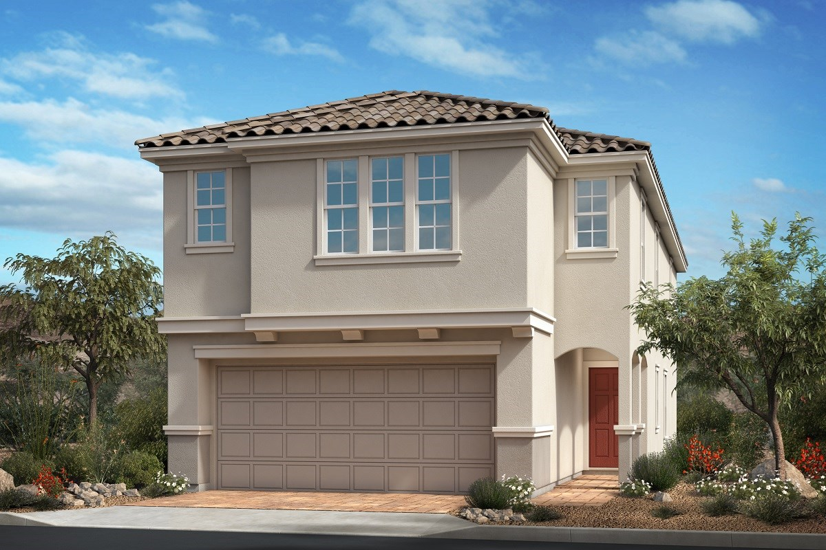 New Homes in Henderson, NV - Landings at Inspirada Plan 2469