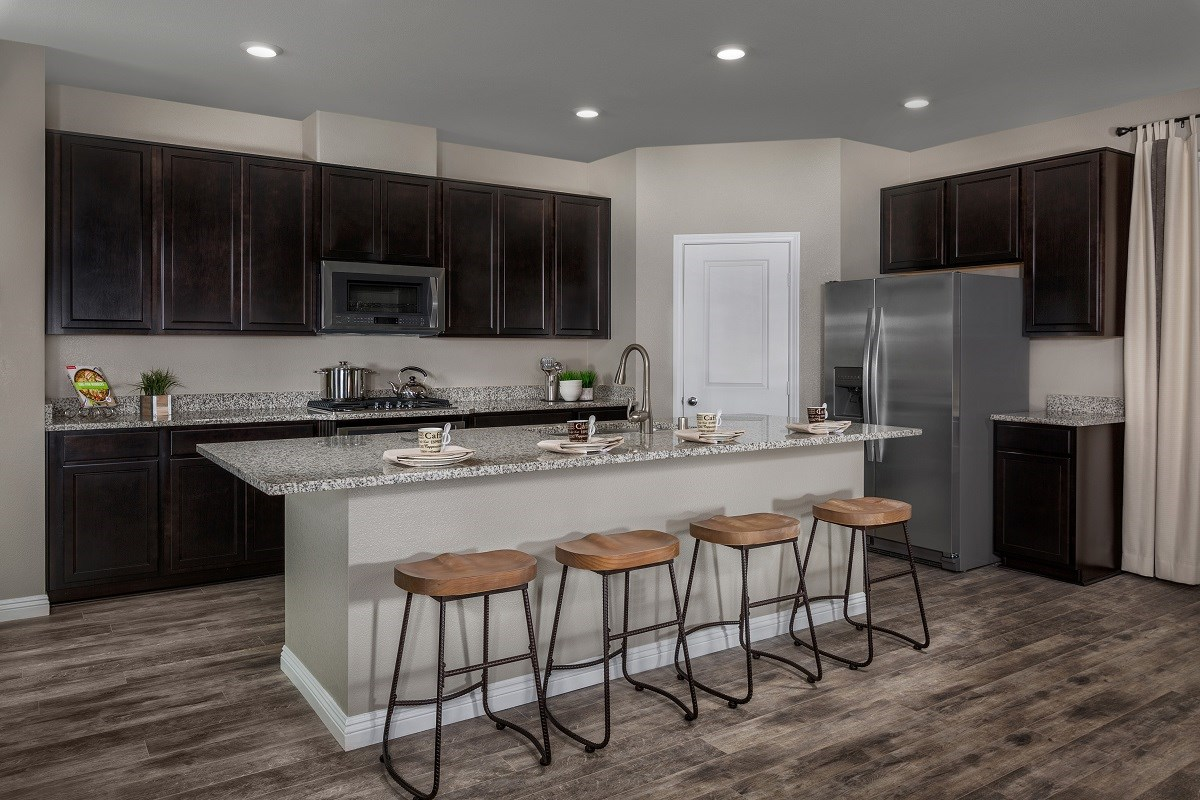 New Homes in Henderson, NV - Landings at Inspirada Plan 2469 Kitchen