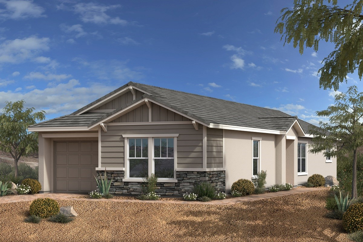 New Homes in Henderson, NV - Landings at Inspirada Plan 1453