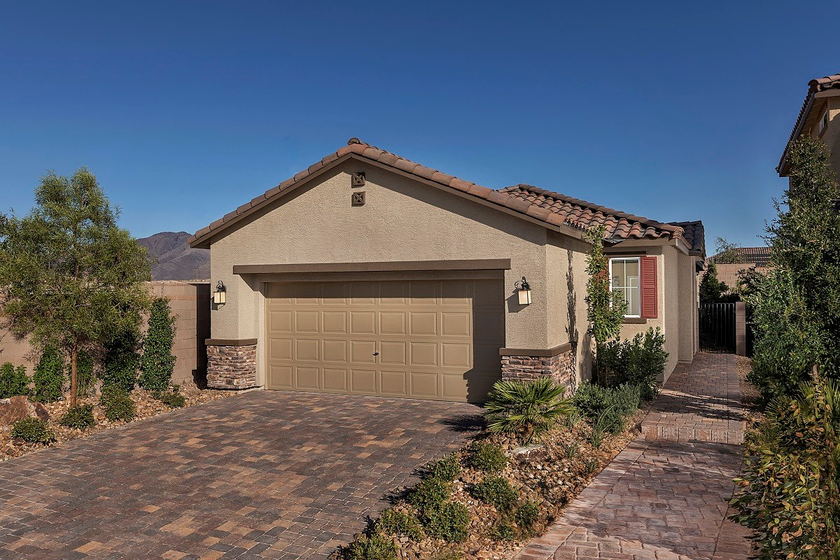 New Homes in Henderson, NV - Landings at Inspirada Plan 1150