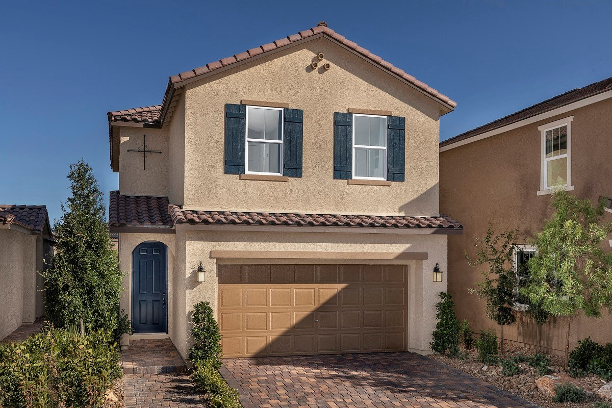 New Homes in Henderson, NV - Landings at Inspirada Plan 1768