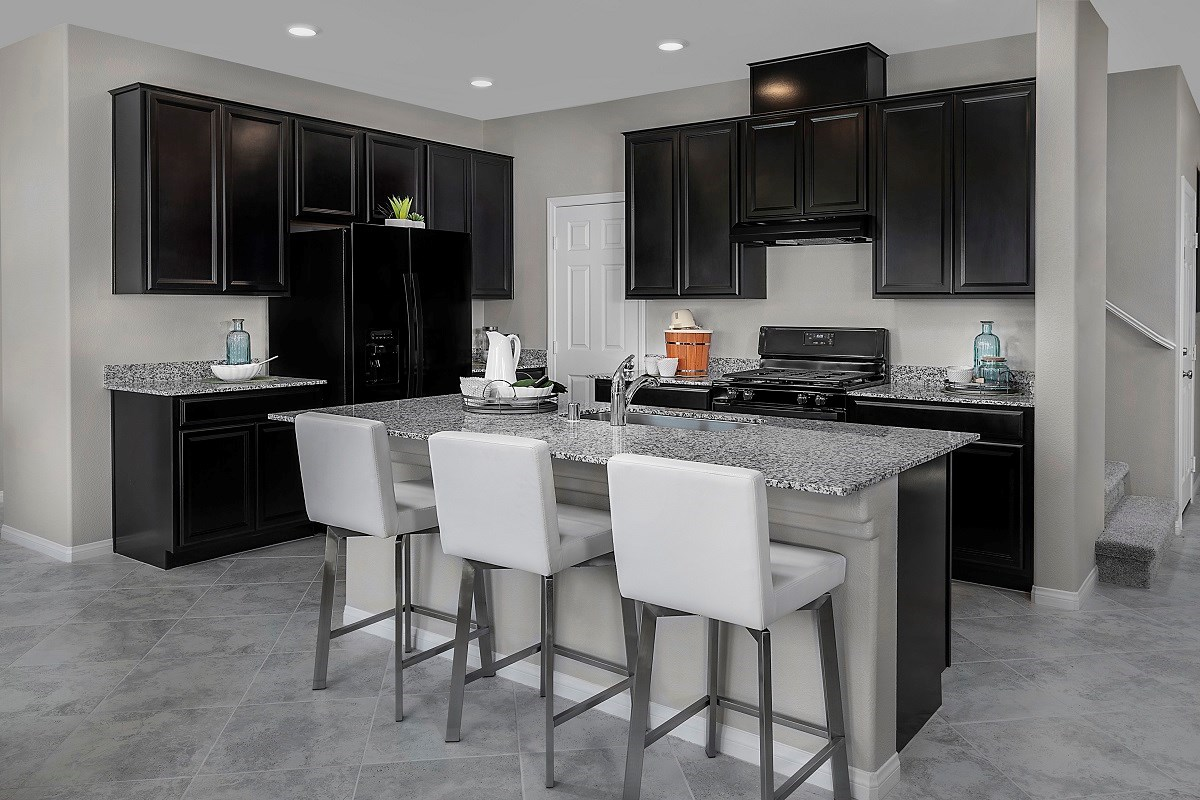 New Homes in Henderson, NV - Landings at Inspirada Plan 1768 Kitchen