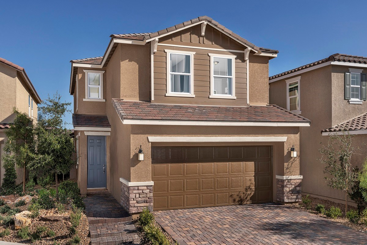New Homes in Henderson, NV - Landings at Inspirada Plan 2089