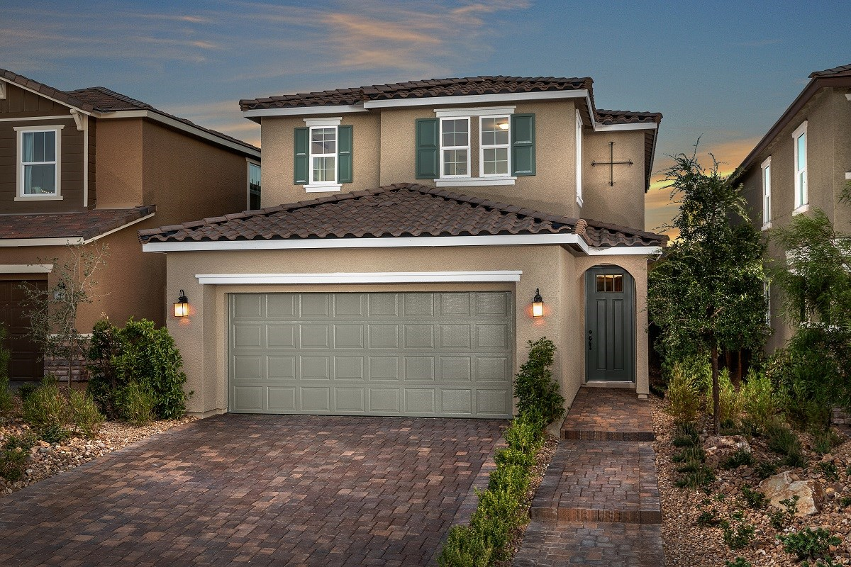 New Homes in Henderson, NV - Landings at Inspirada Plan 2125