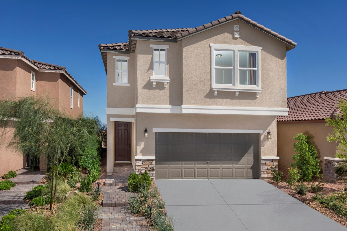 New Homes in Las Vegas, NV - Landings at San Severo Plan 2469