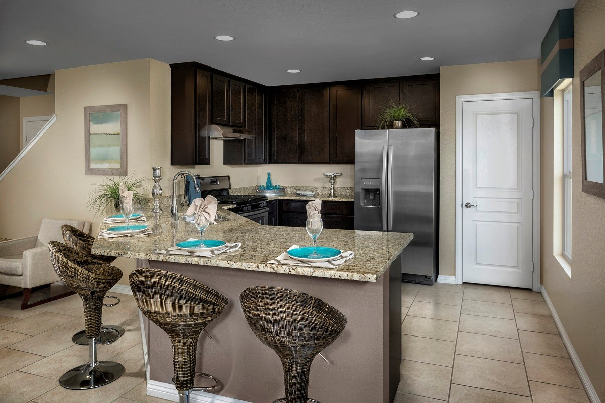 New Homes for Sale in Las Vegas, NV - San Severo Community by KB Home