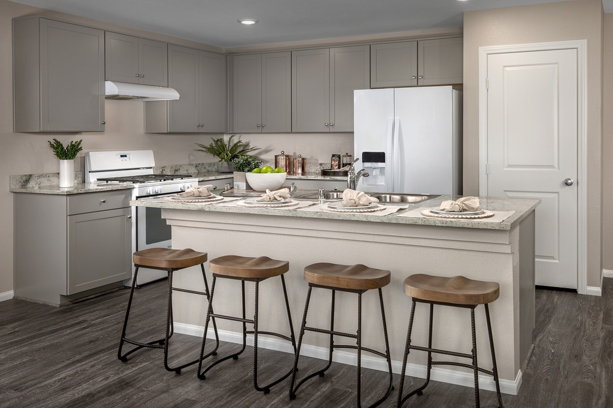 New Homes in Las Vegas, NV - Lianna Plan 2115 Kitchen