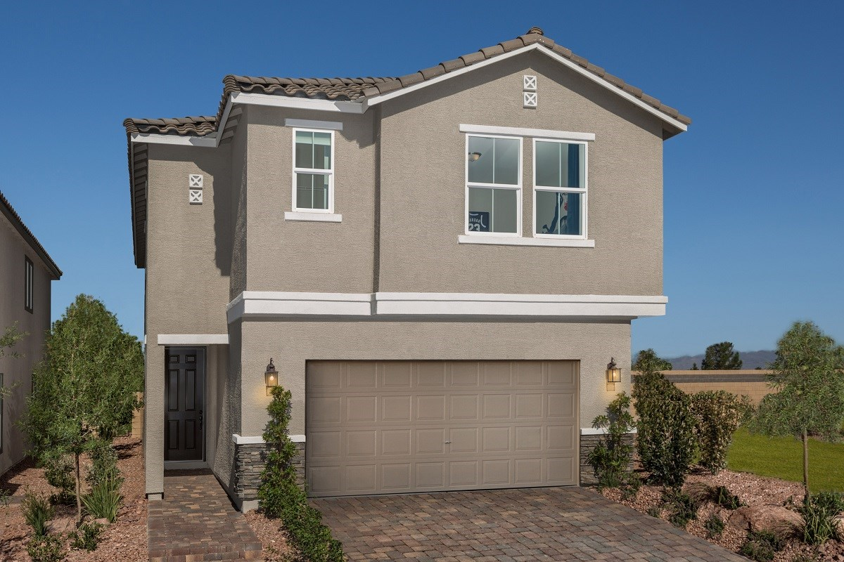 New Homes in Las Vegas, NV - Lianna Plan 2469 Modeled