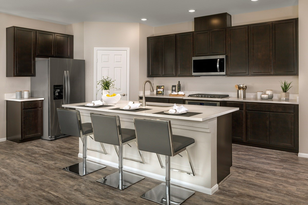 New Homes in Las Vegas, NV - Lianna Plan 2469 Kitchen