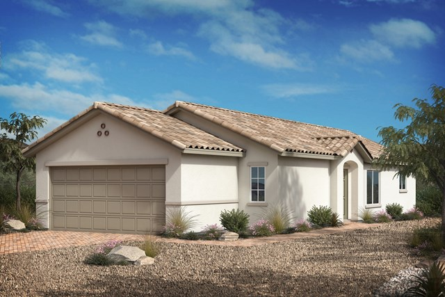 New Homes in Las Vegas, NV - Elevation A