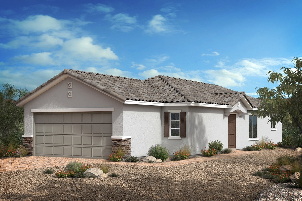 New Homes in Las Vegas, NV - Mirage Landings Plan 1157