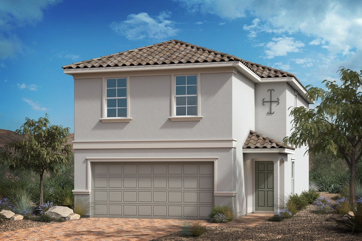 New Homes in Las Vegas, NV - Mirage Landings Plan 1769